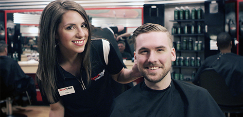 Sport Clips Haircuts of Village of Burlington Creek Haircuts